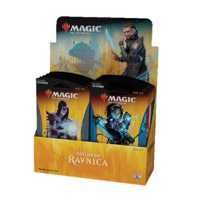 Guilds of Ravnica Theme Booster: Izzet