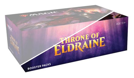 Throne of Eldraine Draft Booster Half Box (18 Boosters)