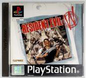 Resident Evil (White Label) - PS1