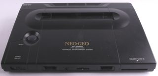 SNK Neo Geo AES Console Bundle