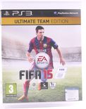 FIFA 15 Ultimate Team Edition - PS3