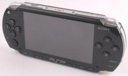 PSP Console 1000 - Series Charcoal Black Bundle