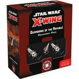 Star Wars X-Wing Second Edition: Guardians of the Republic Squadron Pack