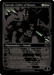 Garruk, Caller of Beasts 2013 - SDCC Promo