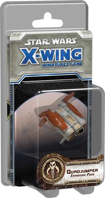 Star Wars X-Wing Miniatures Game: Quadjumper Expansion Pack