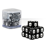 Games Workshop Dice Cube Black