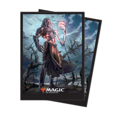 Ultra Pro MTG Core Set 2019 Deck Protector Standard Sleeves: Tezzeret, Artifice Master (80ct)