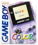 Game Boy Color Console (Atomic Purple)