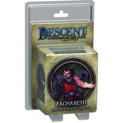 Descent (2nd Ed): Zachareth Lieutenant Pack