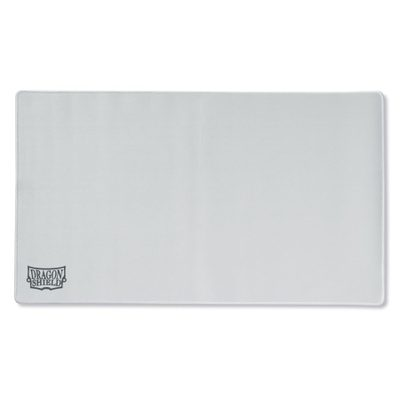 Dragon Shield Play Mat Plain White