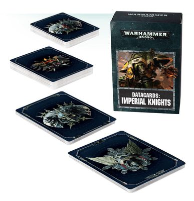 Imperial Knights Datacards