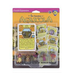 Agricola Game Expansion: Purple
