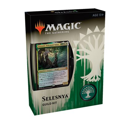 Guilds of Ravnica Guild Kit: Selesnya (ENNAKKO)