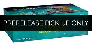 Theros Beyond Death Draft Booster Display Box Prerelease