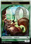 Squirrel TOKEN 1/1 - Unstable