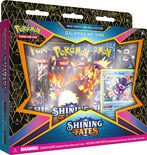 Pokemon Shining Fates Mad Party Pin Collection Galarian Mr. Rime (PREORDER)