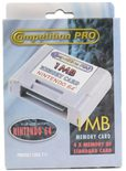 Competition Pro Memory Card