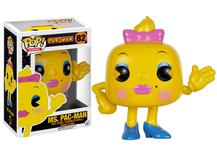 Funko Pop! Pac-Man: Ms. Pac-Man Vinyl Figure