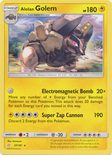 Alolan Golem 37/181 - Sun & Moon Team Up