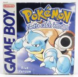 Pokemon Blue Version - GB