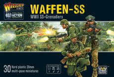 Bolt Action Waffen-SS Grenadiers