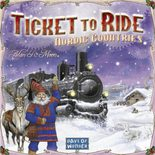 Ticket to Ride: Nordic Countries (FI/SE/NO/DK)