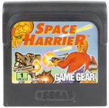 Space Harrier - Game Gear