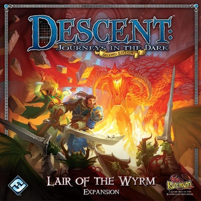 Descent (2nd Ed): Lair of the Wyrm
