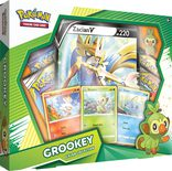 Pokemon Grookey Galar Collection