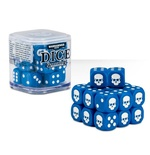 Games Workshop Dice Cube Blue