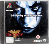 The Crow: City of Angels - PS1
