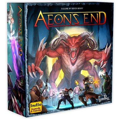 Aeon's End (2nd Edition) (PREORDER)