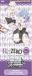 Weiss Schwarz Re:ZERO Starting Life in Another World Vol.2 Booster