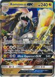 Kommo-o GX 100/145 - Sun & Moon Guardians Rising