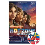 Pandemic: Hot Zone - North America (FI / SE / NO / DK)