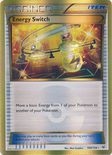 Energy Switch Secret Rare 109/108 - X&Y Roaring Skies