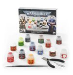 Warhammer 40,000: Paints and Tools Set