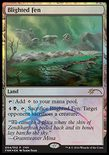 Blighted Fen - FNM Promo