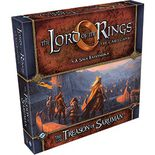 Lord of the Rings LCG: The Treason of Saruman Deluxe Expansion