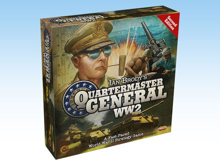 Quartermaster General (2nd edition) (PREORDER)