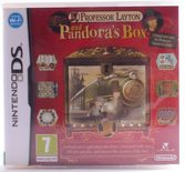 Professor Layton And Pandora's Box - Nintendo DS
