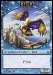 Bird TOKEN 2/2 - Born of the Gods