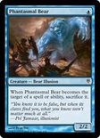 Phantasmal Bear - Jace vs Vraska