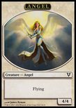 Angel 4/4 // Demon 5/5 TOKEN - Avacyn Restored