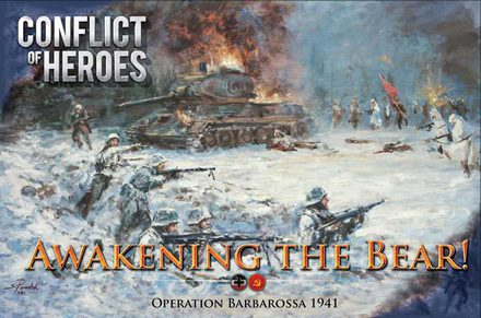 Conflict of Heroes: Awakening the Bear (2nd edition)
