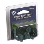 Fantasy Flight Gaming Tokens Green