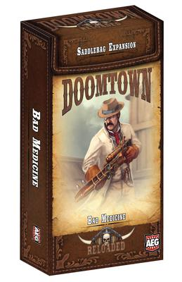 Doomtown Reloaded Saddlebag 9: Bad Medicine