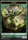 Plant TOKEN 1/1 - Battle for Zendikar