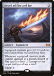Sword of Fire and Ice - Double Masters
