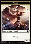 Angel TOKEN 4/4 - Shadows over Innistrad